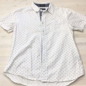Eighty Eight  casual button down shirt sleeve